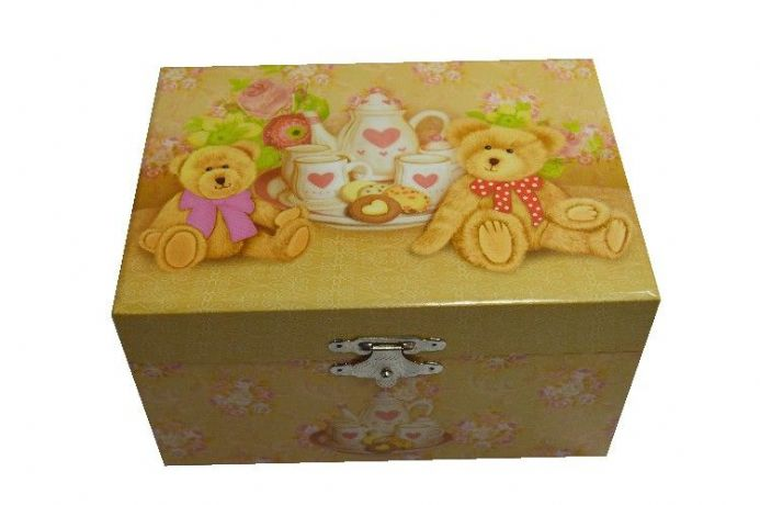 Jewellery Boxes From The Music Box Shop